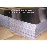 Distributor Plat Alumunium 0.5 x 1 x 2 Harga Murah 1