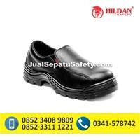 Sepatu Safety Shoes CHEETAH 3001 H Pendek Elastic Slip On 1