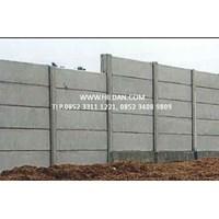 Harga Pagar Panel Beton Minimalis Murah di Bekasi 1