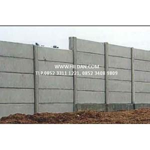 Harga Pagar Panel Beton Minimalis Murah di Bekasi