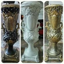 Vas Bunga Properti Dekorasi Pernikahan