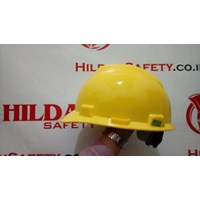 Jual  Harga Helm Safety  Lokal USA V-Guard with Fastrack Murah  2
