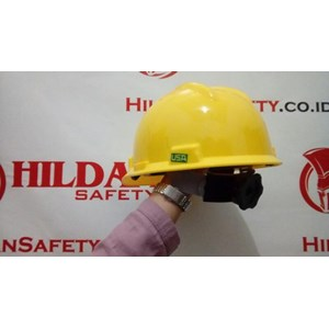 Harga Helm Safety  Lokal USA V-Guard with Fastrack Murah