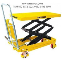 Harga Scissor Lift Merk  Krisbow Type KW0500586 350 kg 1