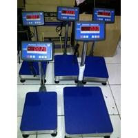 Harga Timbangan Duduk Digital Merk CHQ Kapasitas 5-50 kg Murah