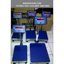 Timbangan Duduk Digital Merk CHQ Kapasitas 60-150 kg