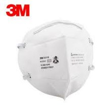 Masker DUST PROOF MERK 3M Tipe 9010