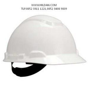 Helm Safety 3M PUTIH PMLOCK HARD HAT H-701P