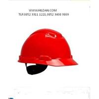 Distributor  Grosir HELMET MERAH HARD HAT H-705 P 3