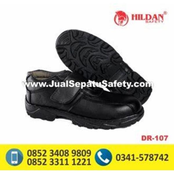Sepatu Safety Type  DR 107 MURAH