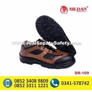 Grosir Safety Shoes LOKAL  DR 109 Murah Berkualitas