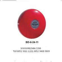 Harga Alarm Bell Merk NITTAN Type BD Murah di Surabaya