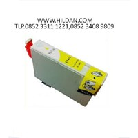 Jual Cartridge EPSON Yellow ink Type T1434 Murah di Malang