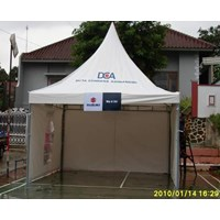 Tenda Promosi Kerucut Murah di Jakarta 1