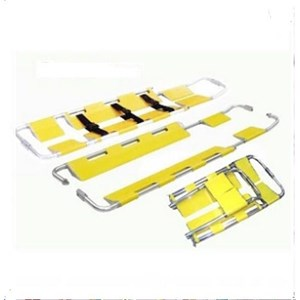 Tandu Scoop Stretcher Alumunium Type YDC - 4B