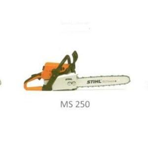 Gergaji Mesin Merk STIHL CHAIN SAW MODEL MS 250