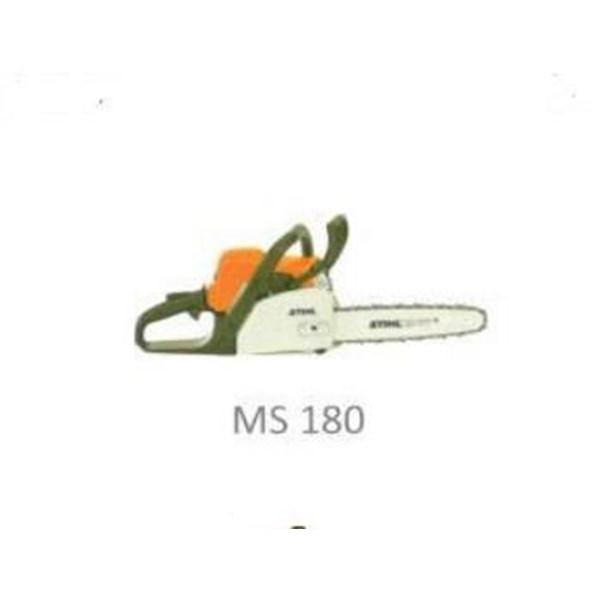 Gergaji Mesin Merk STIHL CHAIN SAW MODEL MS 180