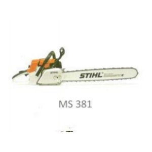Gergaji Mesin Merk STIHL CHAIN SAW MODEL 381