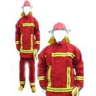 Baju Tahan Panas Merk NOMEX IIIA Red di Jakarta 1