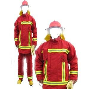 Baju Tahan Panas Merk NOMEX IIIA Red di Jakarta