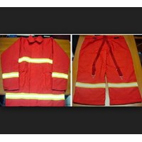 Baju dan Celana Tahan Panas Merk NOMEX III A