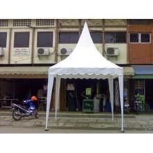 Tenda Sarnafil ukuran 3 x 3 m Tanpa Dinding
