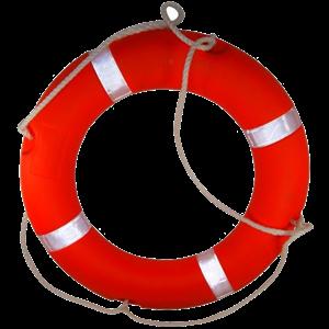 Dari Pelampung Cincin Ring Buoy Fiber Lifebuoy  0