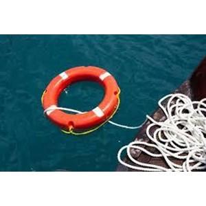 Dari Pelampung Cincin Ring Buoy Fiber Lifebuoy  1