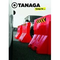 Jual Road Barrier Pembatas Jalan Merk TANAGA  2