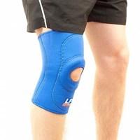 Jual Knee Support Deker Lutut Standart Open Patella LP SUPPORT LP-708 2