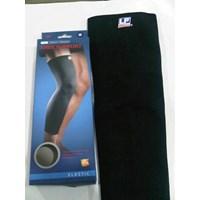 Jual Knee Support (Decker Lutut) Long LP-667 warna Hitam (black) 2