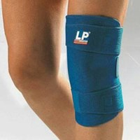 Jual Deker Knee Support Closed Patella with Velcro LP-756 2