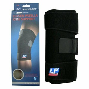 Deker Knee Support Closed Patella with Velcro LP-756