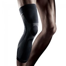 LP SUPPORT EMBIOZ LEG COMPRESSION SLEEVE BLACK LP-272Z
