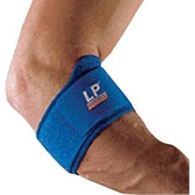 Pelindung Siku Tangan Tennis and Golf Elbow Wrap LP SUPPORT LP 751