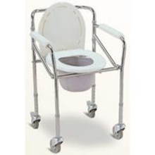 Kursi BAB plus Roda Commode Chair SELA KY696