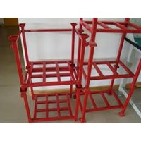 Jual Stackable rack Gudang Susun Moveable Rack di Surabaya 2