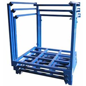 Stackable Rak Gudang atau Moveable Rack di Semarang