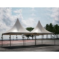 Tenda Sarnafil Ukuran 5 x 5 m di Surabaya