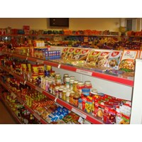 Jual  Rak Gondola Minimarket atau Supermarket di Jogja