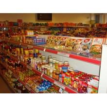Rak Gondola Minimarket atau Supermarket di Jogja