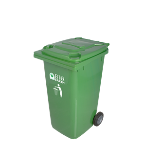 Tempat Sampah BIO Earth Dustbin Type 2024 Volume 240 liter