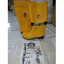 Sepatu Safety PVC Boots Merk KINGS