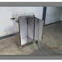 Food Trolley 1 Pintu 16 Tray untuk Hotel 1