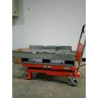 Distributor Meja Angkat Model Gunting Merk OYAMA SP500 3