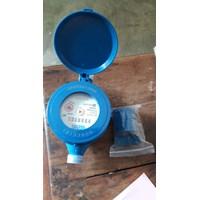 Jual  Water Meteran Air Merk ONDA atau NANO 1 Setengah di Surabaya 2