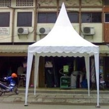 Tenda Sarnafil Ukuran 4 x 4 Tanpa Dinding di Malang