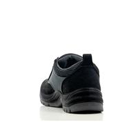 Distributor Sepatu Safety SHOES JOGGER SAHARA 018 BLACK - HITAM BARU 3