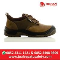 Jual Sepatu Safety JOGGER SAHARA 019 Warna BROWN - COKLAT