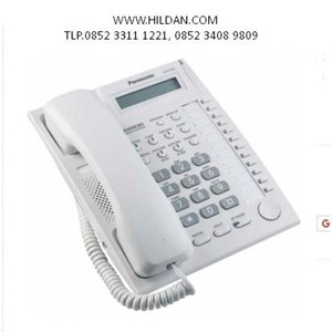Telephone Merk PANASONIC Type KX-T7730